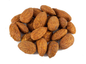 Smoked and Spicy Almonds