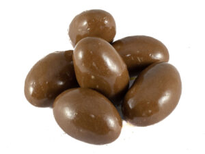 Milk Chocolate Glazed Brazil Nut