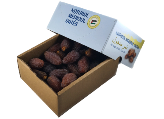 Natural Medjoul Dates