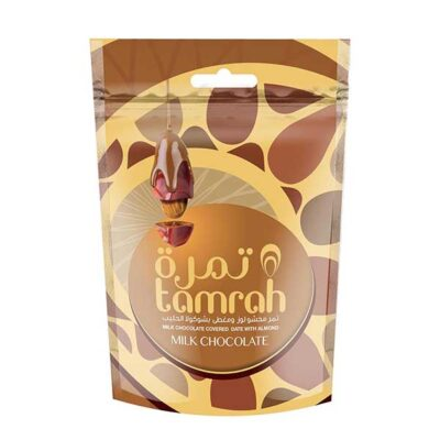 Tamrah Milk Chocolate Dates